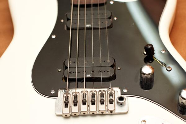 Nick Ivanov Custom Stratocaster